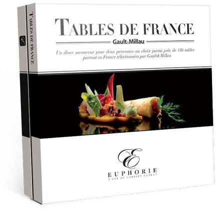 Tables de France