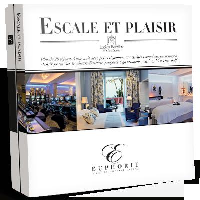 promotion Coffret Cadeau Escale et plaisir - Lucien Barrière