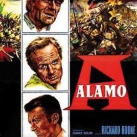 Monuments du cinéma - Alamo