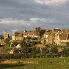 Salers, au coeur du Cantal