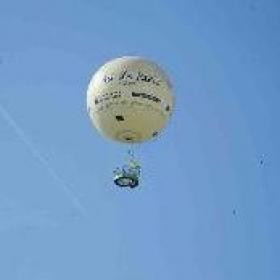 Elévation en ballon
