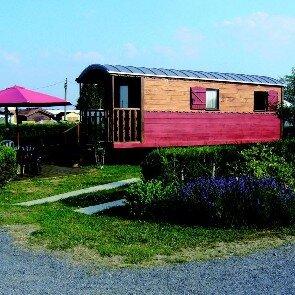 Camping Au Moulin de Frasnoy**