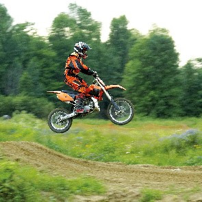 Moto tout-terrain / Quad