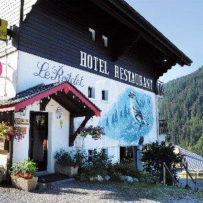 Hôtel Le RoiteLet**