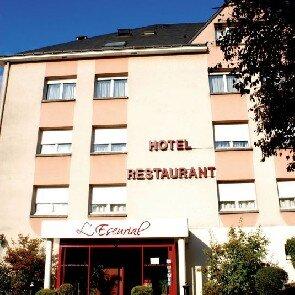 Hôtel Escurial***