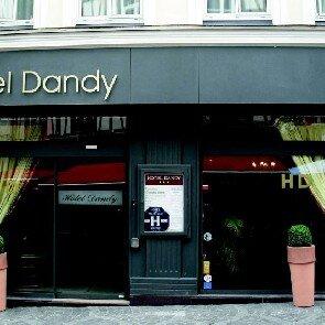 Hôtel Dandy***