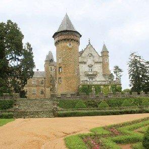 Château de Busset***
