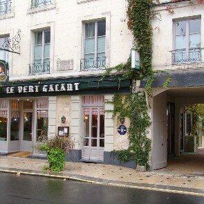 Hôtel Le Vert Galant***
