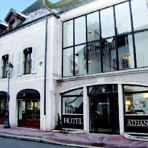 Hôtel Athanor Beaune Centre***