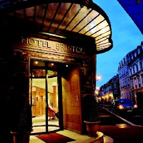 Hôtel Bristol Mulhouse***