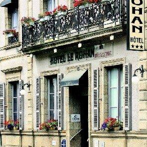 Hôtel Le Rohan***