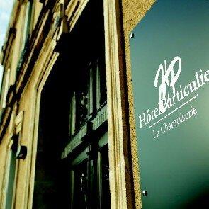 Hôtel Particulier- la Chamoiserie***
