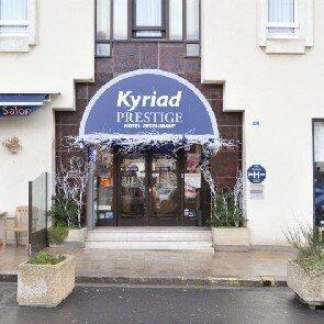 Hôtel Kyriad Trouville Centre***