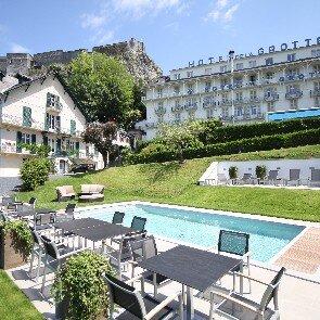 Grand'Hôtel  de la Grotte*****