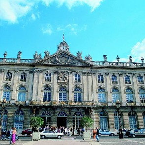 Mercure Nancy Centre Stanislas***