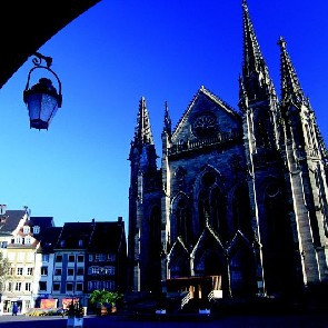 ResidHotel Mulhouse Centre***