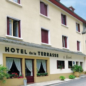 Hôtel de la Terrasse***
