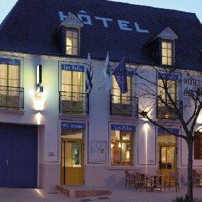 Hôtel Restaurant Les Palis***
