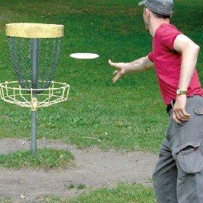 Paris Couronne Passion Disc-Golf