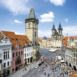 Crowne Plaza Prague****