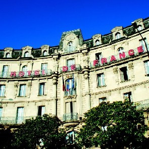 Hôtel de France****