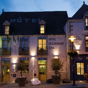 Hôtel Restaurant  Les Palis spa***