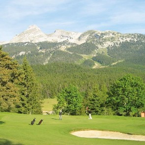 Golf de Corrençon-En-Vercors