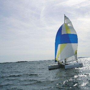 Initiation au catamaran