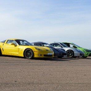 Lotus / Corvette