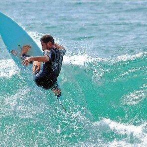 Inside Surf School
