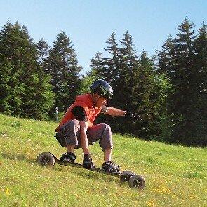 Mountainboard / trottinette tout terrain