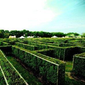 Le Labyrinthe de Nantes-Bouguenais