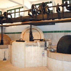 Moulin à Huile d'Olive Alziari