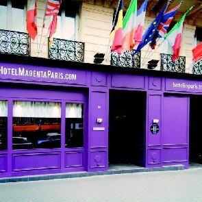 Hôtel Magenta***