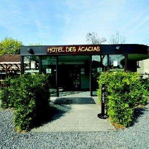 Hôtel des Acacias***