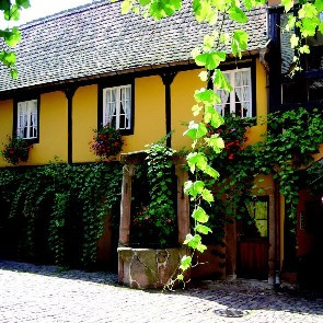 Hôtel l'Abbaye d'Alspach***