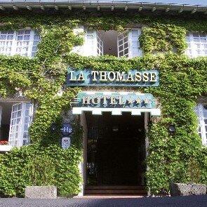 Hôtel La Thomasse***