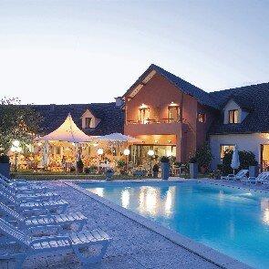Hôtel Le Dracy***