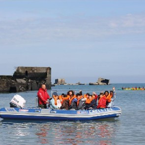 Kayak de mer / bouée tractée / bateau