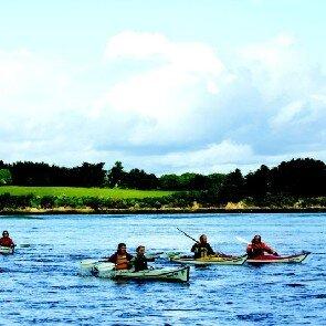 Kayak de mer / Stand up paddle