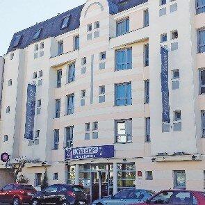 Inter Hôtel de la Plage**