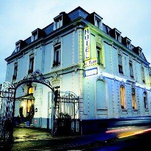 Hôtel du Musée-Gare**