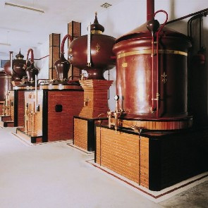 Pineau et Cognac Roussille
