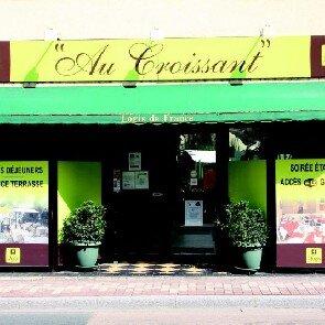 Hôtel-Restaurant au Croissant***