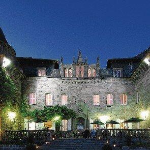 Château de Castel-Novel****