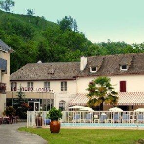 Hôtel-Restaurant Le Vieux Logis***