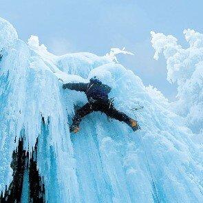 Cascade de glace / Ski de randonnée / Alpinisme