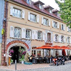 Spa Hôtel Au Lion d'Or***