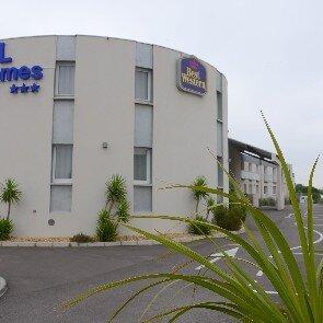 Best Western Hôtel les Dômes***