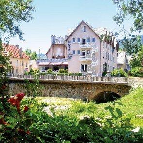 Hôtel du Pont Roupt***